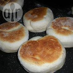 English muffins (focaccine all'inglese)