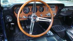 1966 GTO DASHBOARD