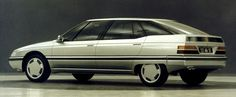 OG | Citroën XM Bertone Enhancement | In-house proposal from Olsen