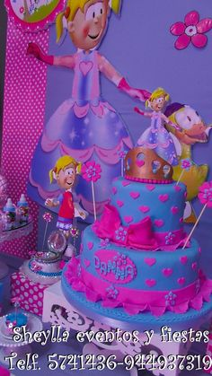 Torta Flopy, Biper