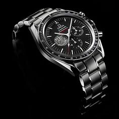 Omega Moon Watch. I'll own one of these some day. I've admired this series for over a decade.