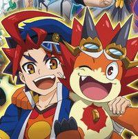 """Crunchyroll - Crunchyroll to Stream """"Future Card Buddyfight Triple D"""" Anime"""