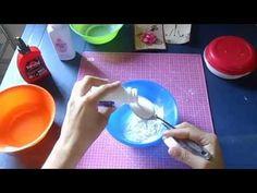 5 Técnicas con Perfect Pearl (Glimmer Mist casero) | Mundo@Party - YouTube