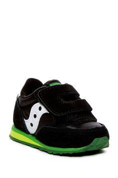 Jazz Low HL Sneaker (Toddler)