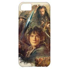 The Hobbit Characters iPhone 5C Case