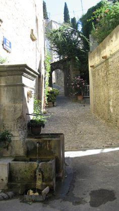 Malaucene, France