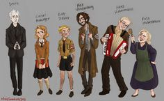 The Book Thief character sheet by MissySerendipity.deviantart.com on @DeviantArt