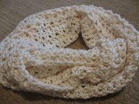 Beautiful airy cowl...I'm going to make in varigated yarn! Free pattern...thanksxo