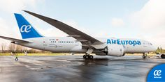 Sabena technics gets Boeing 787 base maintenance contract. Air europa spanish airline has trusted sabena technics to perform base maintenance operations on two of their boeing 787 Boeing 787 Dreamliner, Boeing 787 8, Aviation News, Aviation Industry, Air France, Ecuador, Ibiza, Puerto Rico, Fortaleza