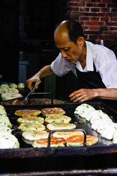 Shanghai Street Food: