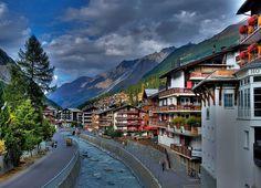 Zermatt, Switzerland!