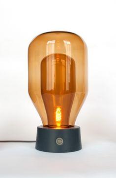 Dewar Light - Anthracite - David Derksen Design