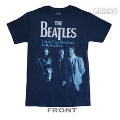 Rock Band Tees, Band Shirts, I Am The Walrus, Hello Goodbye, Vintage Outfits, Vintage Clothing, The Beatles, Graphic Tees, Upper Lip