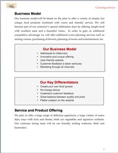 How To Start A HomeBased Catering Business  Catering Catering