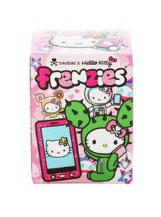 Tokidoki X Hello Kitty Frenzies Blind Box Vinyl Figure