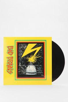 Bad Brains - S/T LP