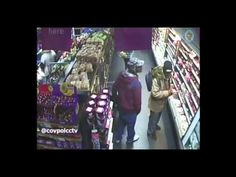 Woman Climbs From Wheelchair To Steal From Shop