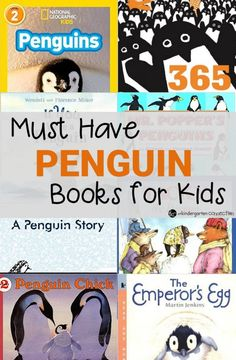 Learning about penguins? Check out these fabulous penguin books for kids to add to your collection of read alouds this winter! Kindergarten Units, Teaching Kindergarten, Preschool Classroom, Teaching Ideas, Creative Teaching, Teaching Strategies, Student Teaching, Future Classroom, Classroom Ideas