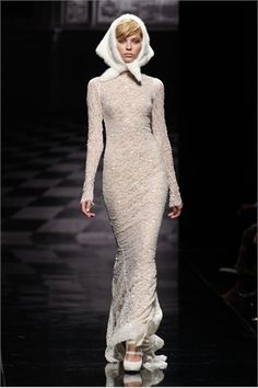 Ermanno Scervino Fall Winter 2013 Womenswear Collection
