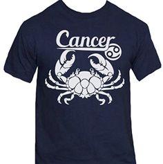 Cancer Zodiac sign T-Shirt-Horoscope Astrology shirt-Large-Charcoal Delta http://www.amazon.com/dp/B017AD1YTU/ref=cm_sw_r_pi_dp_vanvwb1YXQRX6 #mensshirts #funnyshirts #menswear #mensclothing #cancer #zodiac #horoscope
