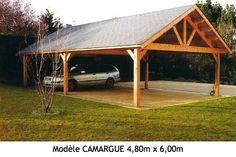 timberframe carport