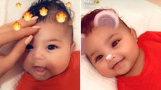 Kylie Jenner dotes on adorable little baby Stormi on Snapchat