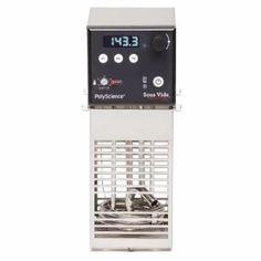 อย่าช้า  PolyScience เครื่องปรุงสุกอาหาร PolyScience 7306AC2E5 Sous VideClassic Series (SOUS VIDE PROFESSIONAL IMMERSION CIRCULATORCLASSIC)  ราคาเพียง  54,000 บาท  เท่านั้น คุณสมบัติ มีดังนี้ Over Temperature Protection Low Liquid Level Safety Alarm and Fault Indicators Failsafe Heater Control