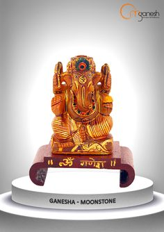 Beautify your home with a majestic idol of Ganesha to resonate your faith in Him.