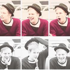 His face is so cute! Love Patrick stump