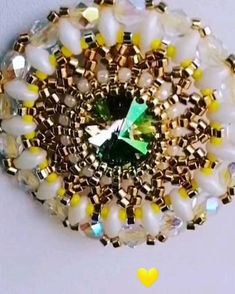 Beaded Bracelets, Brooch, Jewelry, Jewlery, Jewerly, Pearl Bracelets, Brooches, Schmuck, Jewels