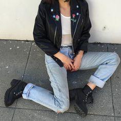 "UNIF on Instagram: ""Staple MotoDedi Boots#UNIF"""