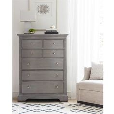When more storage is required, the Drawer Chest answers the call. Three large drawers are topped by four smaller sections, for a variety of options, all of which are made of cedar. Beyond the ample space the Drawer Chest provides, its appearance is clean-lined and deceptively simple, but rich in details such as bent drawer fronts.