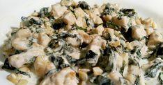 Ingredientes(1pers.):     150gr de pechuga de pollo ( o vuestra ración)  1/2 cebolla  Unas hojas de espinacas  2 cucharadas grandes de q...