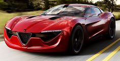 |Alfa Romeo |C6 |concept