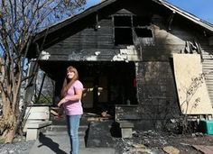 A string of unfortunate circumstances continued to add up for a Waco family earlier this week. A fire destroyed their home and sent the homeowner's mother to the a Backyard Coop, Waco Texas, Old Mother, Chicken Coops, Lamps, Fire, Outdoor Decor, House, Lightbulbs