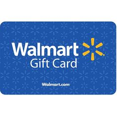 Walmart Gift Card Giveaway! One person will win a $500 Walmart gift card and ten people will each win $50 gift cards! Giveaway ends 12/31/14. #ad #spon #sponsored