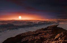 Einschätzung: Wie lebensfreundlich ist Proxima Centauri b? . . . http://www.grenzwissenschaft-aktuell.de/wie-lebensfreundlich-ist-proxima-centauri-b20160831