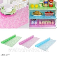 Kitchen Mat 4pcs mat  for refrigerator shelves 4pcs washable quality Trusted (Random Design & Color) Material: Platic Pack: Multipack Length: 49 cm Breadth: 1.5 cm Height: 35 cm Sizes Available: Free Size   Catalog Rating: ★3.9 (1076)  Catalog Name: Check out this trending catalog CatalogID_1720008 C129-SC1635 Code: 581-9704277-