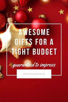 On a tight budget? These low cost (or free) gift ideas are guaranteed to impress! christmas gifts for family handmade Christmas Decorations For Kids, Inexpensive Christmas Gifts, Family Christmas Gifts, Christmas On A Budget, Handmade Christmas Gifts, Gifts For Family, Christmas Diy, Christmas Cards, Tight Budget