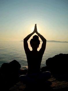 Yoga, Beauty, Nature, Motivation