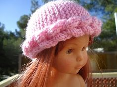 Tuto bonnet à la tresse pour poupée chéries de corolle - Le blog de iaia tri-cro-coud