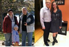 100 lbs lost by my friend Tracey! :)