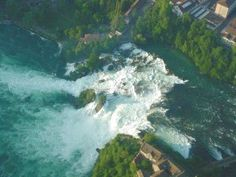 photos Rhine Falls, Switzerland - Google Search