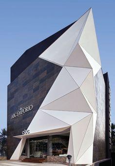 Abc Emporio building #contemporary #architecture