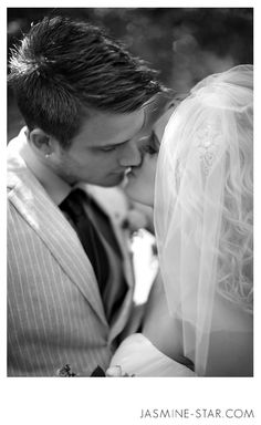 "Love the ""right-before-they-kiss"" shot. beautiful, jasmine star!"