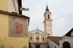 Chiesa parrocchiale di Sant'Antonio a Monastero di Dronero - foto di Roberto Beltramo