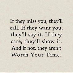 I am not worth your time