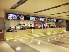 Golden Village Suntec City Singapore - cinemas complex