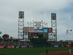 Love those SF Giants
