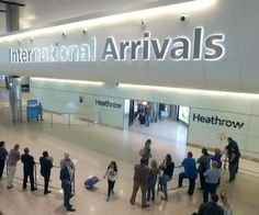 """The Best Airports According To Flight Attendants: LONDON""""S  HEATHROW AIRPORT - """" LHR has a wonderful variety of shops for those last-minute, must-have purchases. My fave store is Boots — they have their own cosmetics line, which I will usually splurge on instead of buying makeup back home at the local drugstore.""""— Melinda Zengin, Delta Air Lines"""